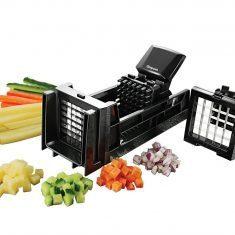 Simposh Easy Food Dicer - Slice & Dice Veggie Sticks & Cubes