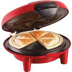 Simple-To-Store Quesadilla Maker For Fun Dinners