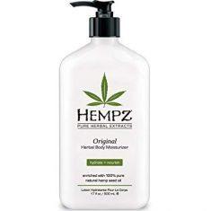 Hemp Oil Body Lotion That Heals Inflammation