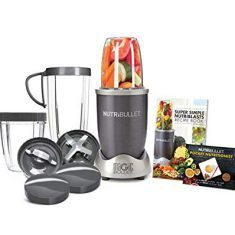 NutriBullet 12-Piece Pro Blender System With A Smoothie Cup