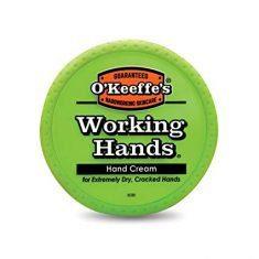 O'Keeffe's Working Hands Hand Cream - Protective Hand Cream That Heals Cracked Skin