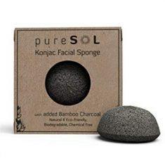 An Exfoliating Konjac Facial Sponge For Clearer Skin