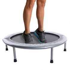 Mini Trampoline That Folds Up When Not In Use
