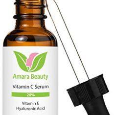 Amara Beauty Vitamin C Serum - Fights Free Radicals
