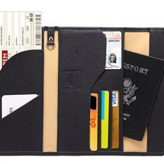 Zoppen RFID Blocking Travel Wallet That Protects Your Identity
