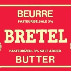 Beurre Bretel Butter - Bursting with Flavor French Butter
