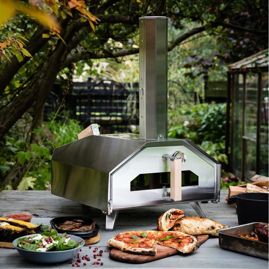 Ooni Pro Quad-Fuelled Oven - Friendly FiresFriendly Fires
