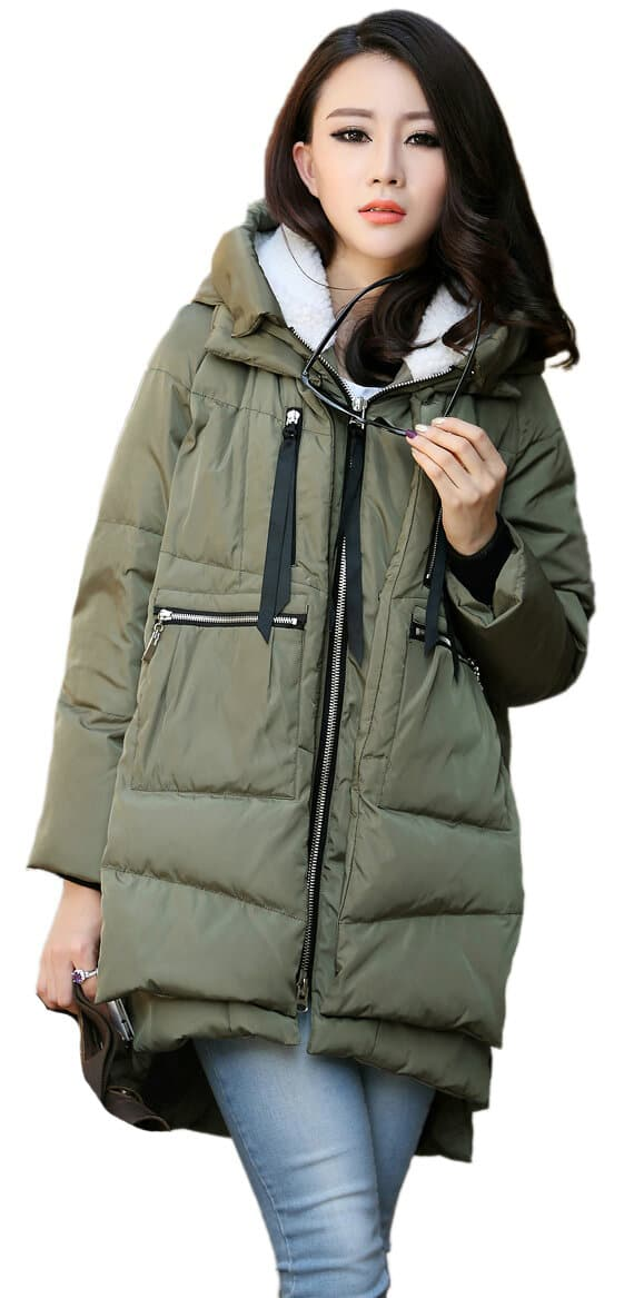 Orolay Women's Thickened Down Jacket – Orolay Fashion – Beauty
