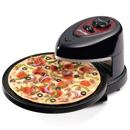 Presto 03430 Pizzazz® Plus Rotating Pizza Oven - Walmart.com