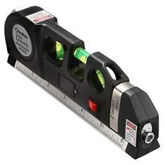 Qooltek Multipurpose Laser Level - Perfect Precision When You Hang Pictures