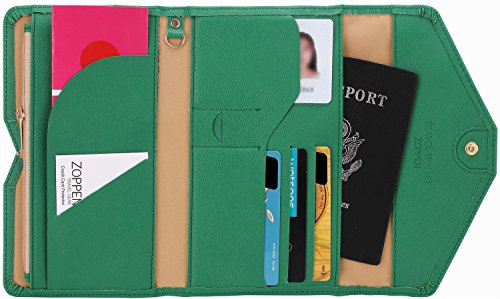 REVIEW - Zoppen Multi-purpose Passport Wallet (Ver.4) Organizer