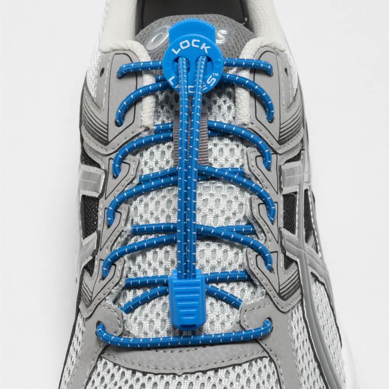 Royal Blue   Original No Tie Shoelaces   LOCK LACES