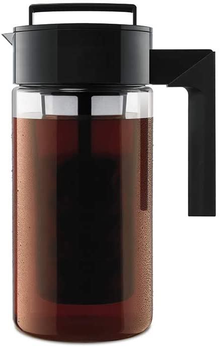 Takeya Patented Deluxe Cold Brew Iced Coffee Maker ...