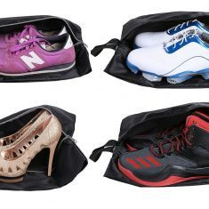 YAMIU Travel Shoe Bags - Hygienic Way To Pack Your Shoes For Trips